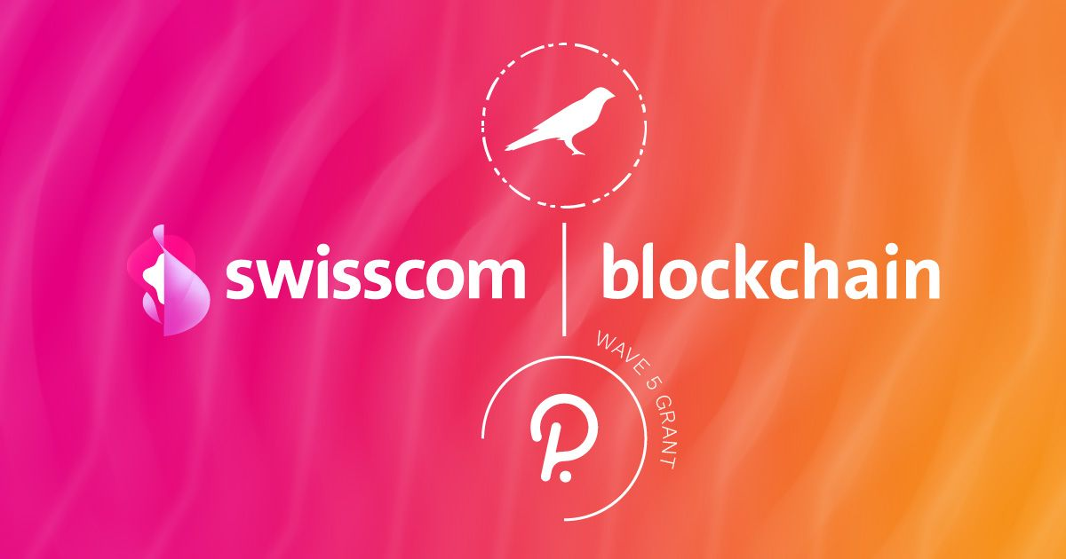 Swisscom Blockchain to develop Kubernetes Operator for Kusama and Polkadot